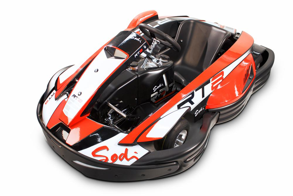 kartingauto Sodi RT8